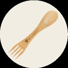 Wildbär - Bambusgöffel